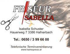 Friseur Isabella